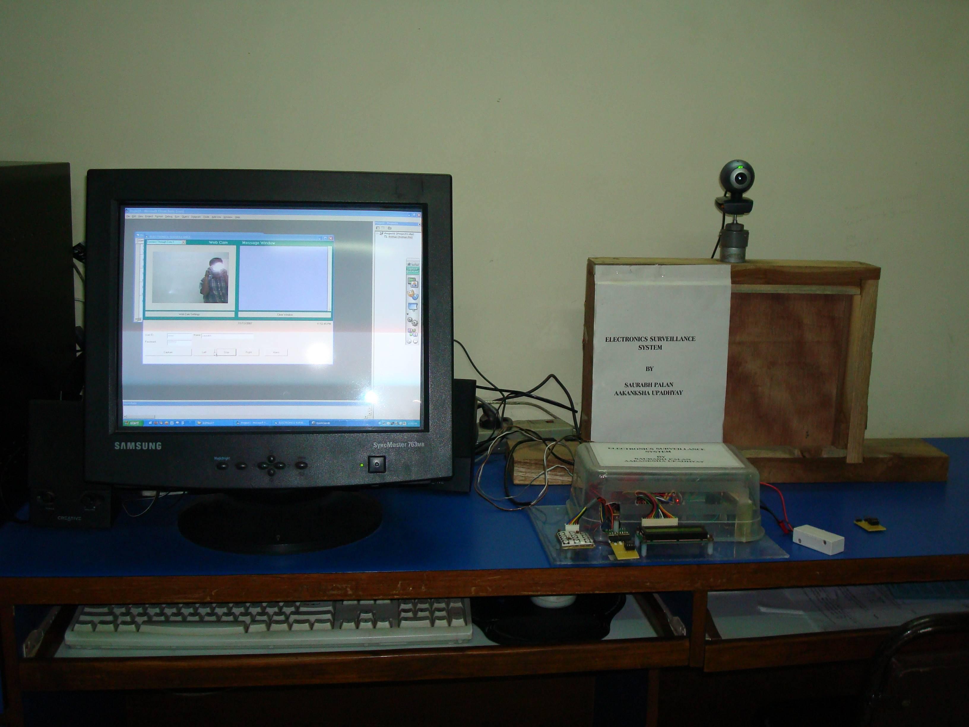 Electronics Surveillance